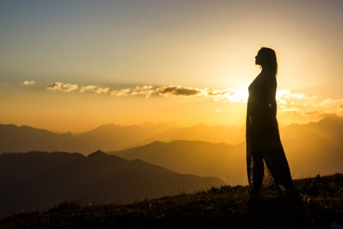 sillhoette woman in front of sunset sky.jpg