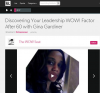 Discovering your leadership wow factor with gina gardiner blog talk radio.PNG